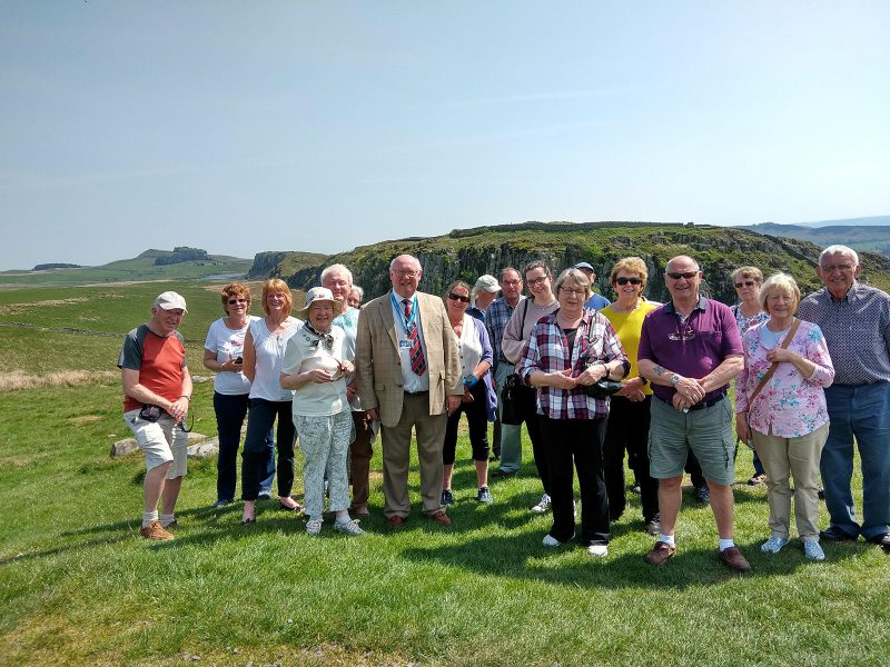 Guided walking tours in city, town, village or countryside